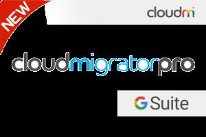 CloudMigrator Pro for G Suite